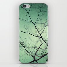 Touching the sky iPhone & iPod Skin