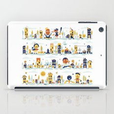 Crazy Seasons iPad Case