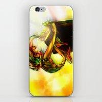Flip Top Box iPhone & iPod Skin