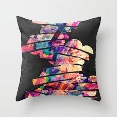 Thunder & Lightning Strike  Throw Pillow