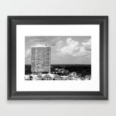 Coastal Living  Framed Art Print