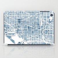 Washington DC Blueprint … iPad Case