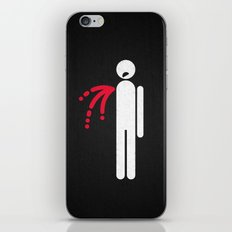 And that's why you always leave a note.  iPhone & iPod Skin