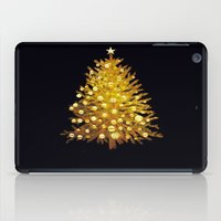 Christmas tree iPad Case