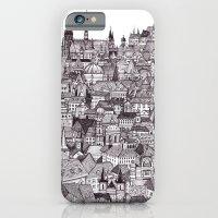 iPhone & iPod Case featuring Prague by Littlemess