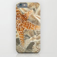 Living in the Ocean iPhone 6 Slim Case