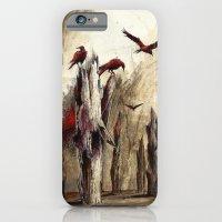 iPhone & iPod Case featuring kuzgun by Atalay Mansuroğlu