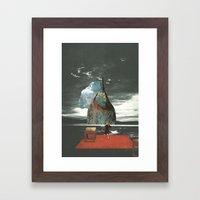 Great Birds No. 2 Framed Art Print