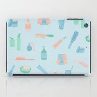 Bathroom iPad Case