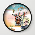 Insta Groove Wall Clock