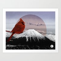 Mountain Song Art Print