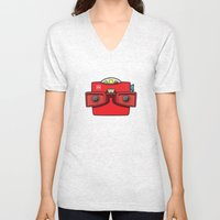 #42 Viewmaster Unisex V-Neck