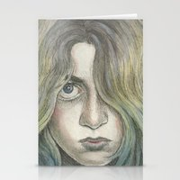 Self as a Human Being  Stationery Cards