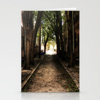 Alley Stationery Cards
