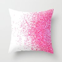 Sweet Delight Throw Pillow