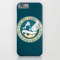 Blue Shell Academy iPhone 6 Slim Case