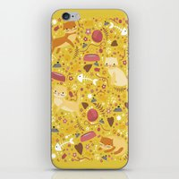 For the love of cats iPhone & iPod Skin