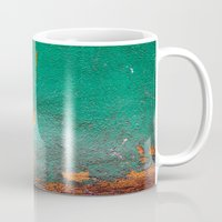 Cracked wall Mug