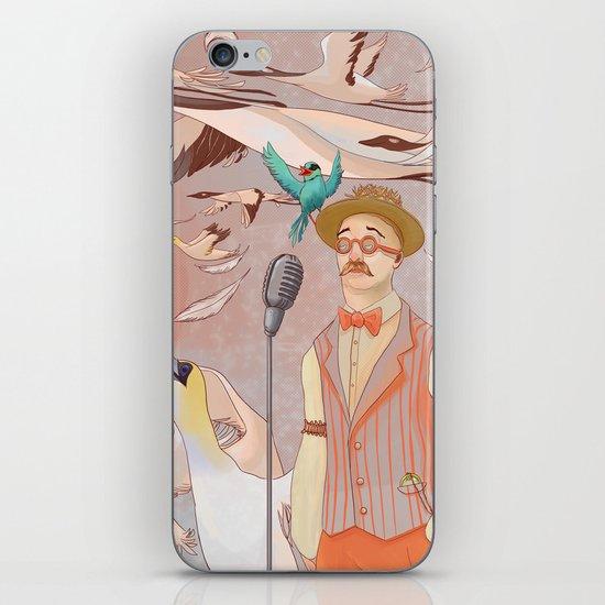 Aviator Night iPhone & iPod Skin