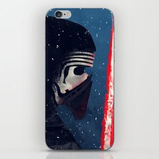 Kylo (Knight of Ren) iPhone & iPod Skin
