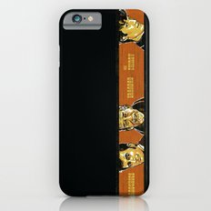 Sandshoes, Grandad and Chinny iPhone 6s Slim Case