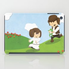 SW Kids - Han Chasing Leia iPad Case