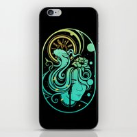 Lost In Time iPhone & iPod Skin
