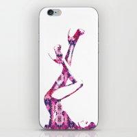Heels iPhone & iPod Skin