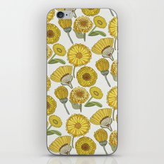 Calendula Florals iPhone & iPod Skin