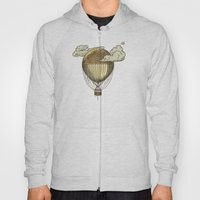 Around the world the incredible Steamballoon Hoody
