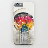Somewhere in Space, I'm Dreaming iPhone 6 Slim Case