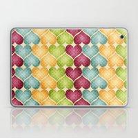 Hearts For Hearts. Laptop & iPad Skin