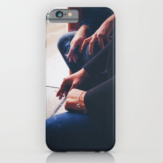 Smoking Break iPhone & iPod Case