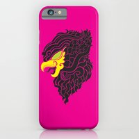 iPhone & iPod Case featuring Sherock logo by HanYong