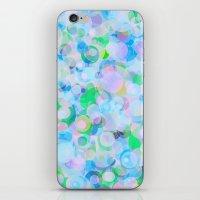 Wild Hydrangea iPhone & iPod Skin