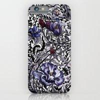 iPhone & iPod Case featuring Fairest Flora by Mariya Olshevska