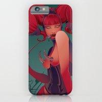 DECADENTLY HORNY iPhone 6 Slim Case