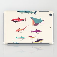 Sharks iPad Case