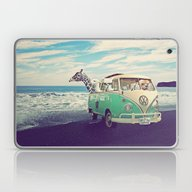NEVER STOP EXPLORING THE… Laptop & iPad Skin
