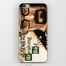 W. H. White Breaking Bad iPhone & iPod Skin