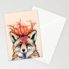 Fox Yeah! Stationery Cards