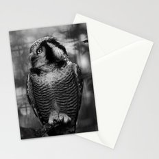 Owl series no.1 Stationery Cards