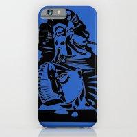 iPhone & iPod Case featuring Sur l'autre rive by EMCI