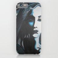 Women In Blue iPhone 6 Slim Case