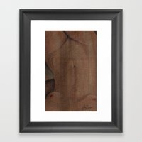 Ventre Framed Art Print
