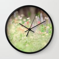 SUMMER HIKE  Wall Clock