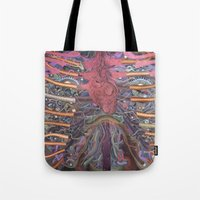 The Enigma of Maria Tote Bag