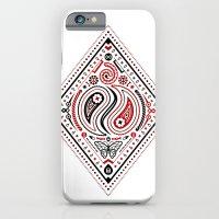 83 Drops - Diamonds (Red… iPhone 6 Slim Case