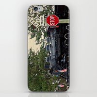 Girabaldi Train iPhone & iPod Skin