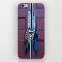 Luxe Lock iPhone & iPod Skin
